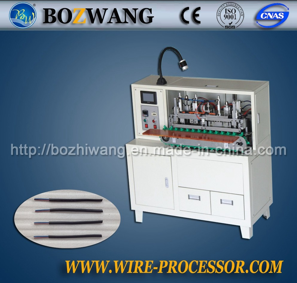 Wire Stripping, Twisting & Tinning Machine (Model B)