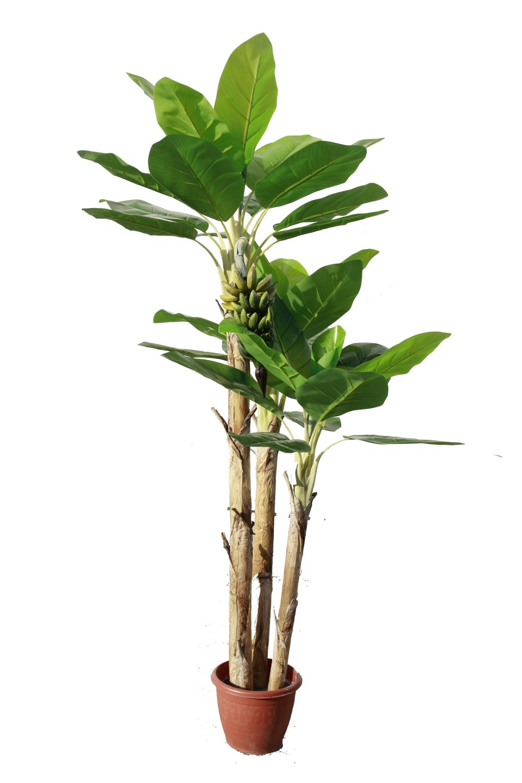 Artificial banana tree with bananas likelife houseplant jtla 0213