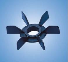 China electric motor fan china electric motor parts for Plastic fan blades for electric motors