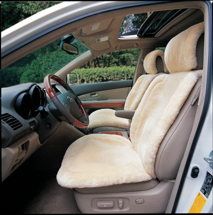 Auto Racing Seat Covers on Sheepskin Car Seat Covers   China Genuine Sheepskin Car Seat Covers