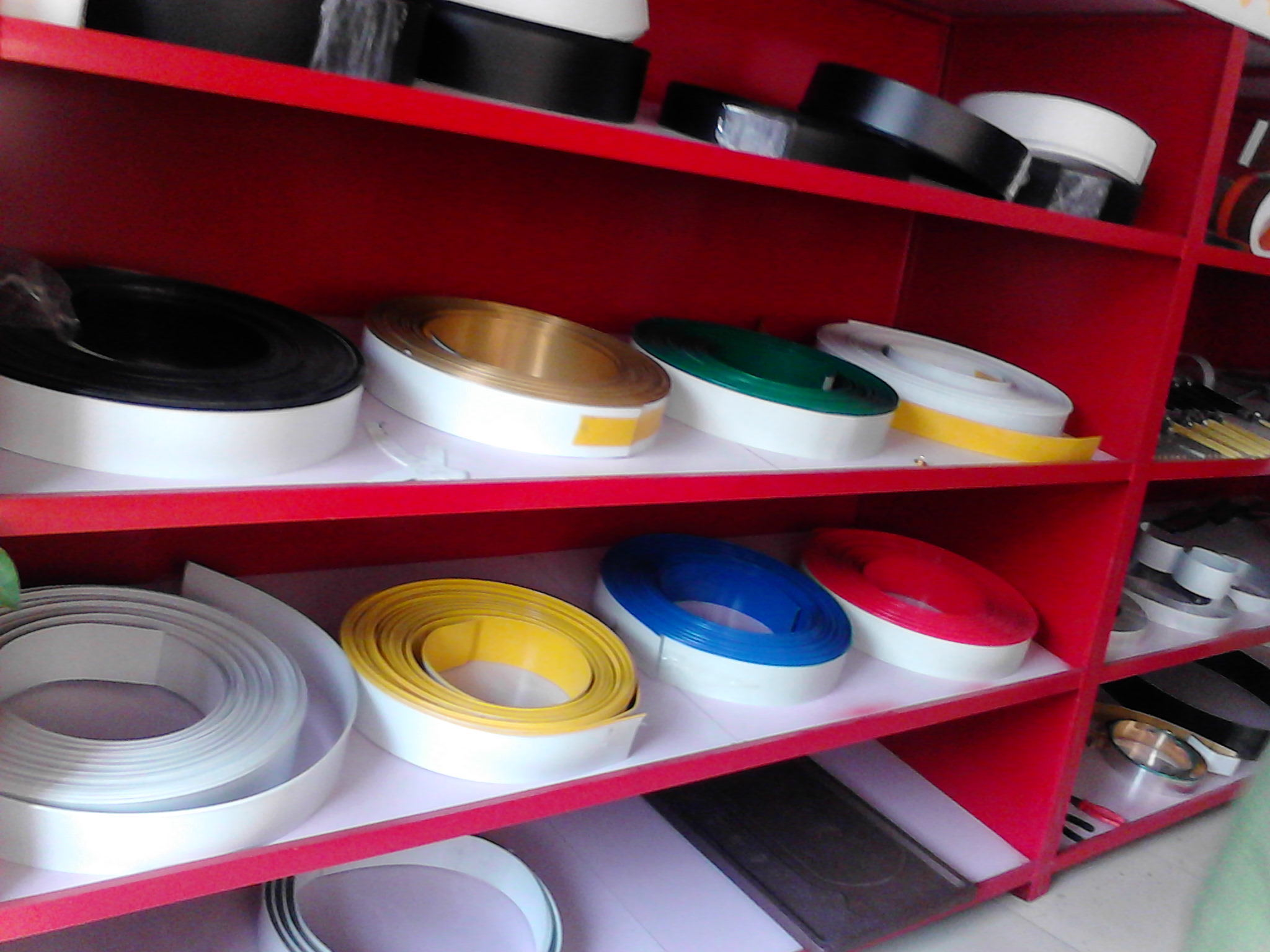 Many Color Aluminum Coils for Channel Letter Bending Machine