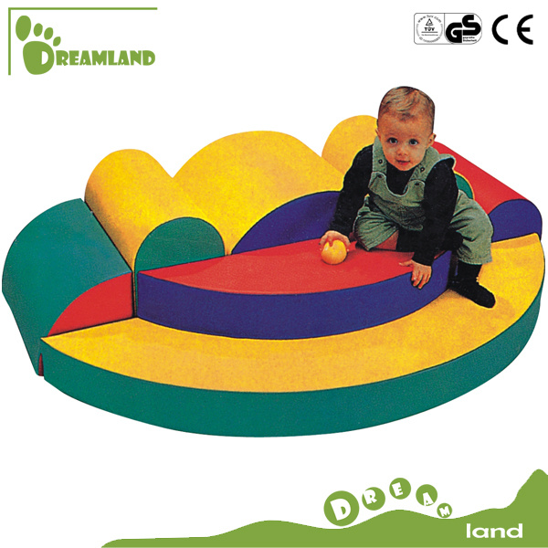2017 Kids Play Games Daycare Indoor Kids Used Equipment Soft Play for Sale