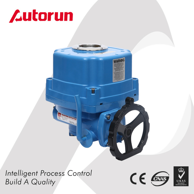 Chinese Wenzhou Supplier Shutoff Explosion Proof Electric Actuator