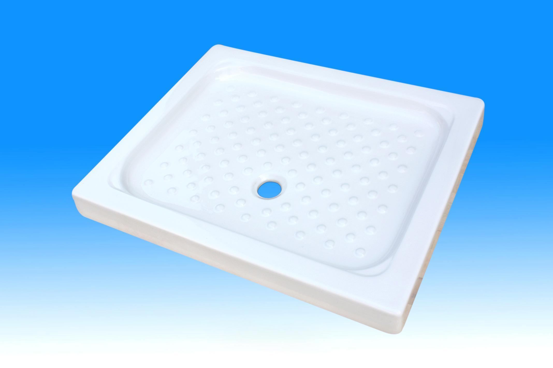 Rectangle Ceramic Shower Tray, Ceramic Shower Plate, Ceramic Shower Basin
