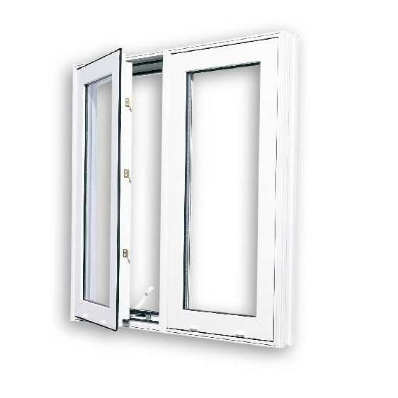 Aluminum Casement WIndow (ZXJH002)