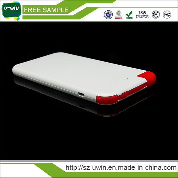 Free Samples 5000mAh Power Bank for Gift Item