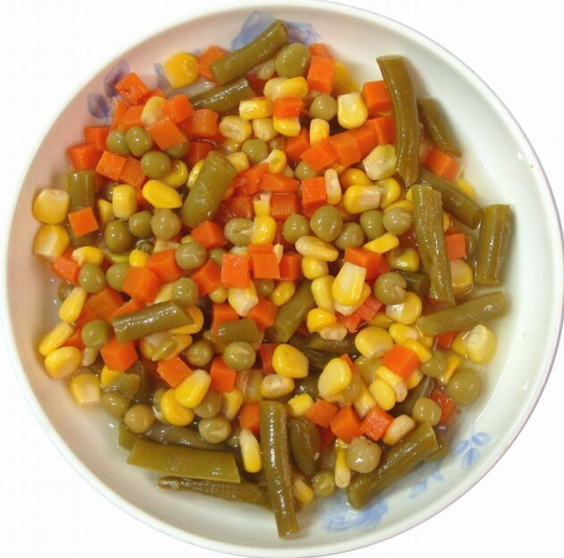 Mix Vegetables with High Quality