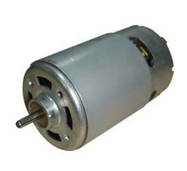 RS550 Micro DC Brushed Motor for Pump