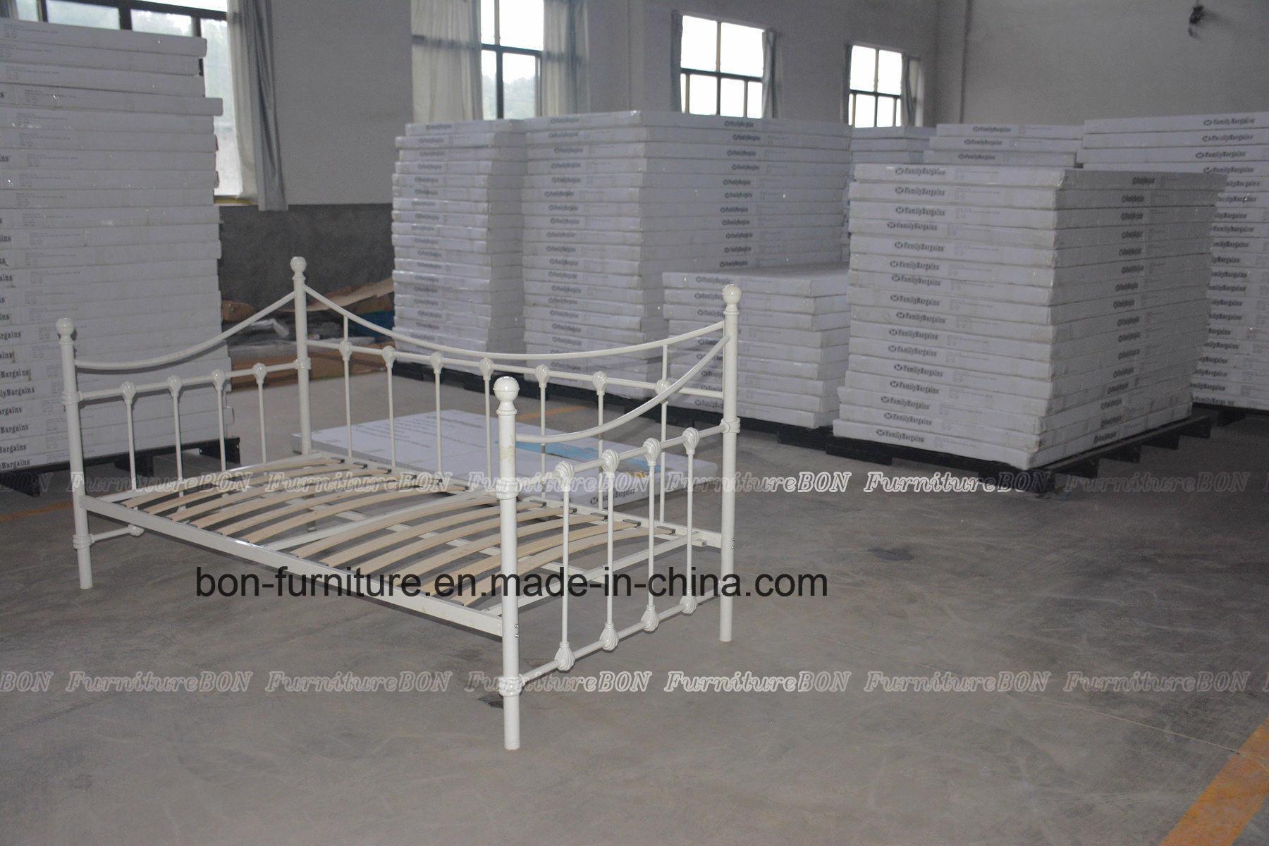 Metal Day Bed -Flower Design Model