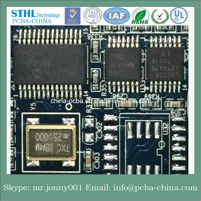 Factory Price Contract Manufacturing Service Multi-Layer OEM PCB Layout PCB Board