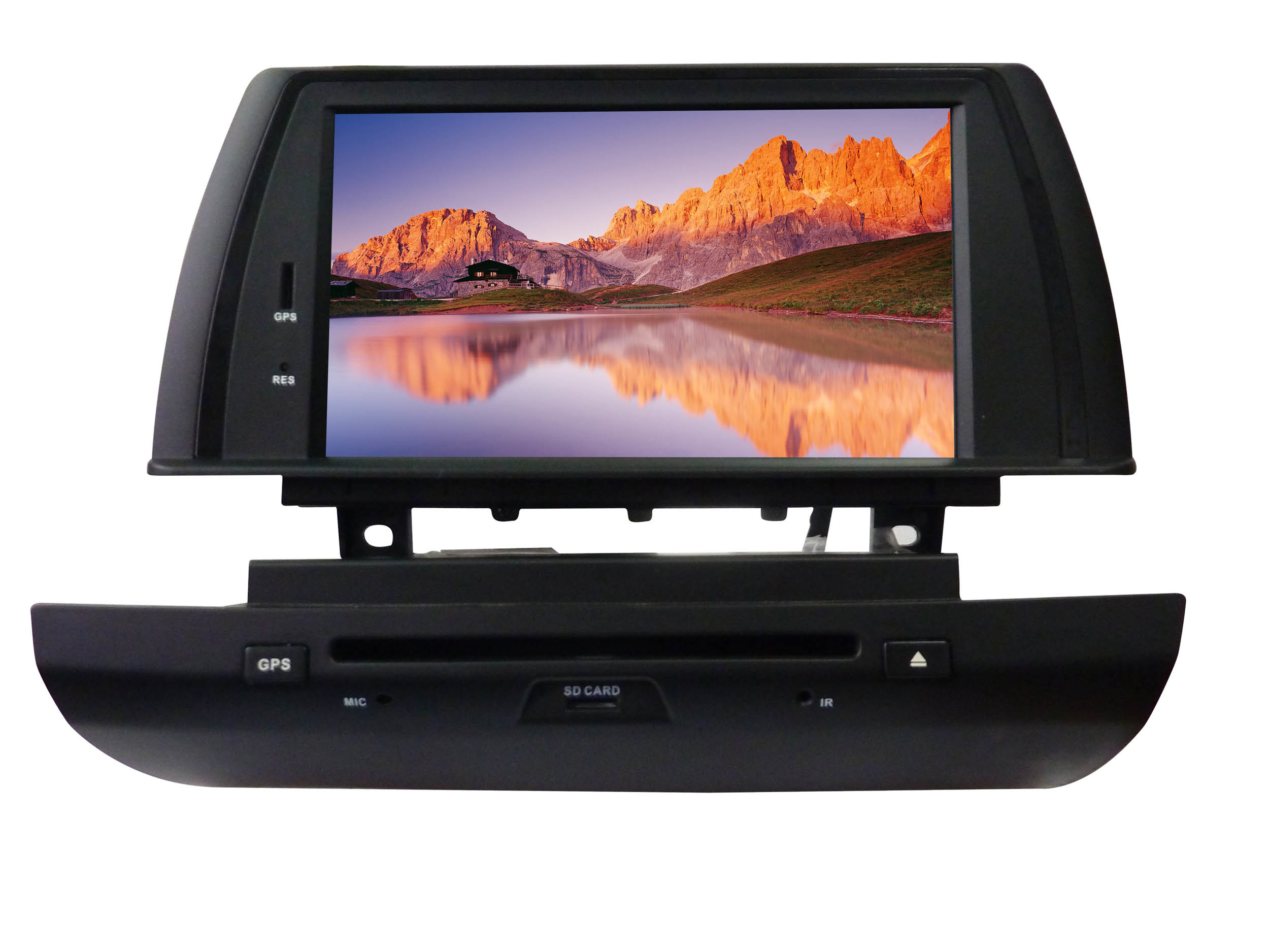 Car DVD Player GPS Navigator for BMW