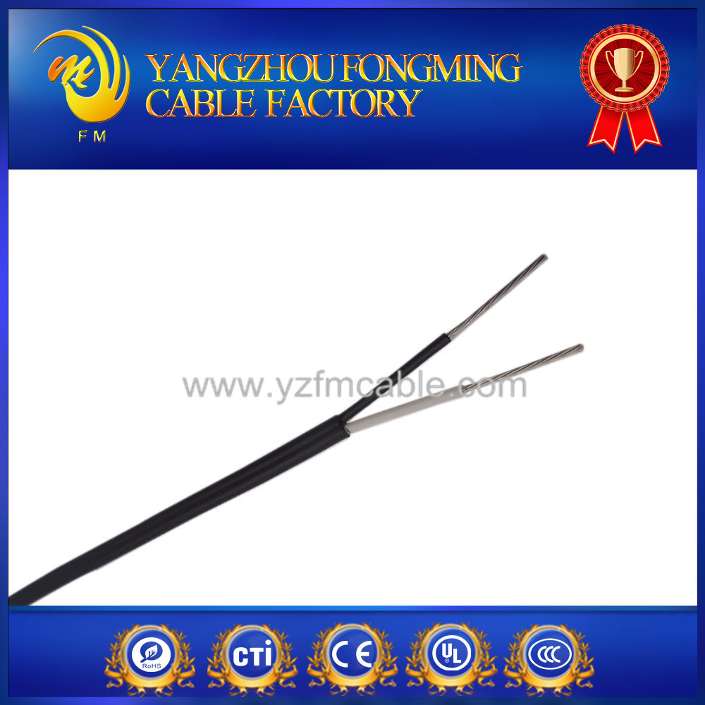 K Type Extension Compensation Thermocouple Stainless Steel Shield Wire