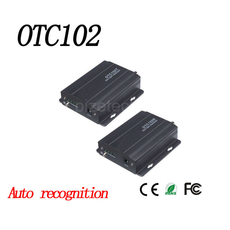 Single Channel Hdcvi Optical Transceiver {OTC102}