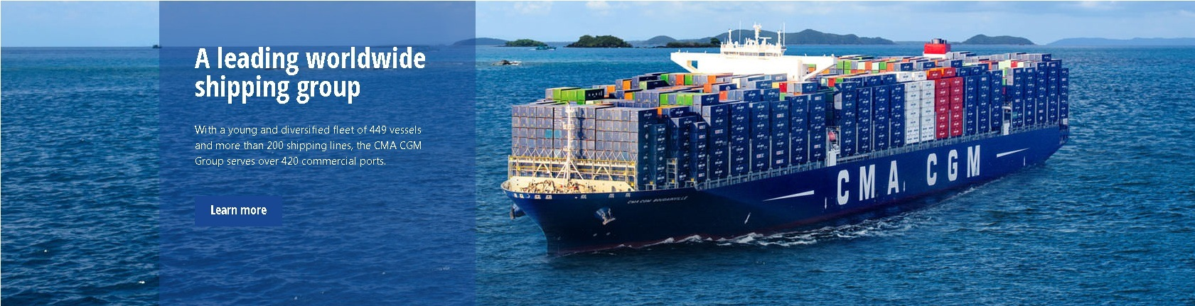 Cma-Cgm Ocean Shipping From China to Africa