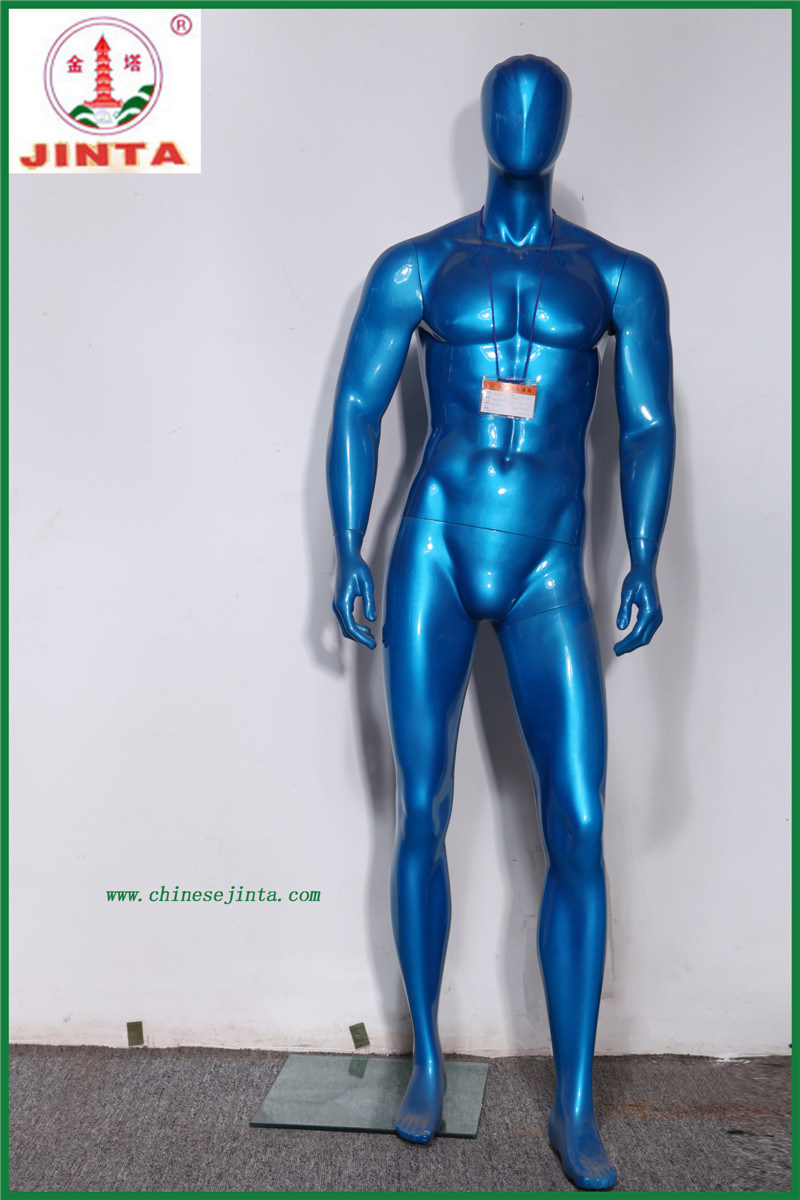 Floor Standing Male Model for Garment Display Mannequin (JT-J16)