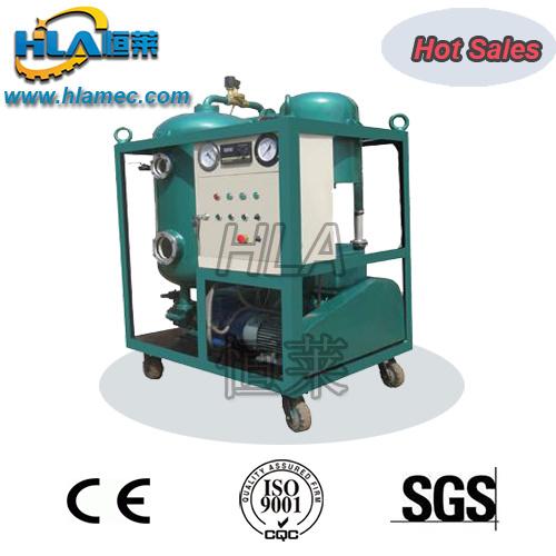 Vacuum Steam Turbine Oil Purifier