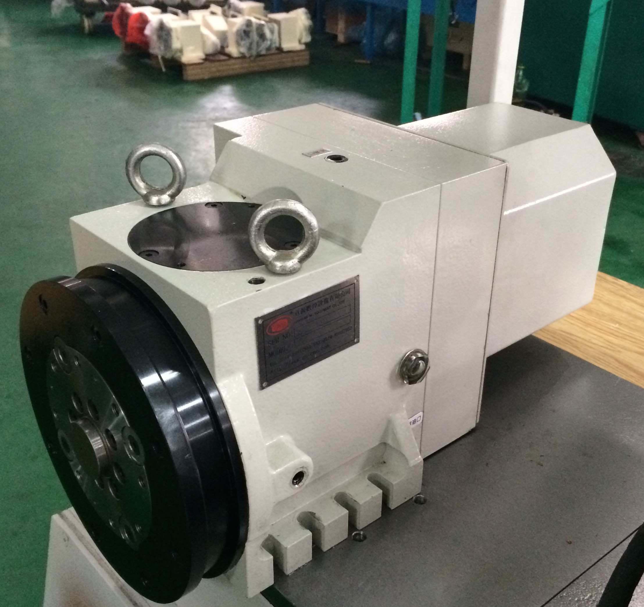 Hydraulic Servo Turret Hy-50A, Low Price High Quality