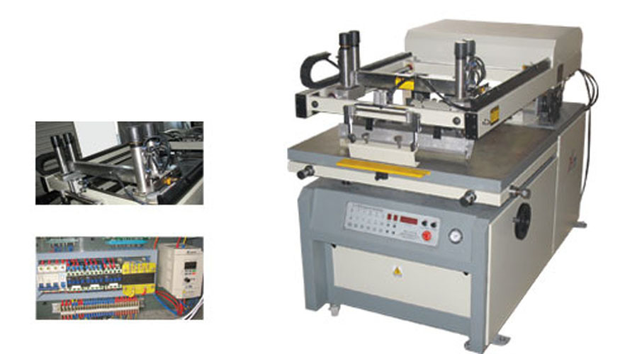 Hot Sell Screen Printing Machinery (4060, 6090, 80120)