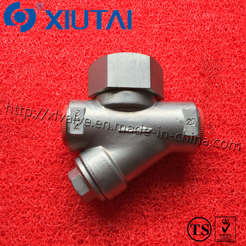 Stainless Steel Thermodynamic Steam Valve