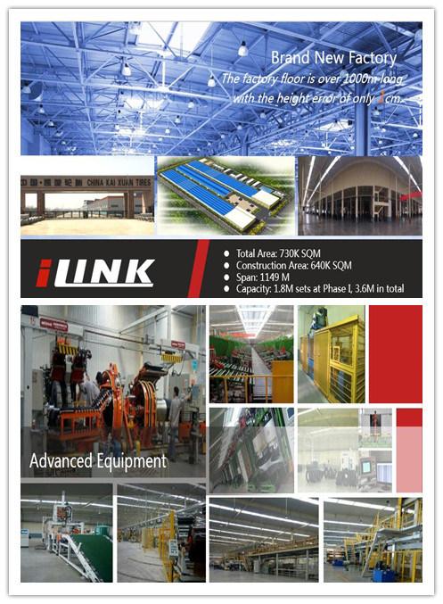 Ilink Truck & Bus Radial Tyres 245/70r19.5 (ECOSMART 78)