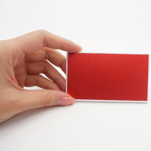 Christmas Promotional Gift Ultra Slim Business Card Power Bank (PB-J18B)