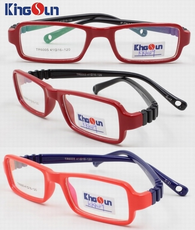 Kid′s Injection Folding Temple Optical Frames