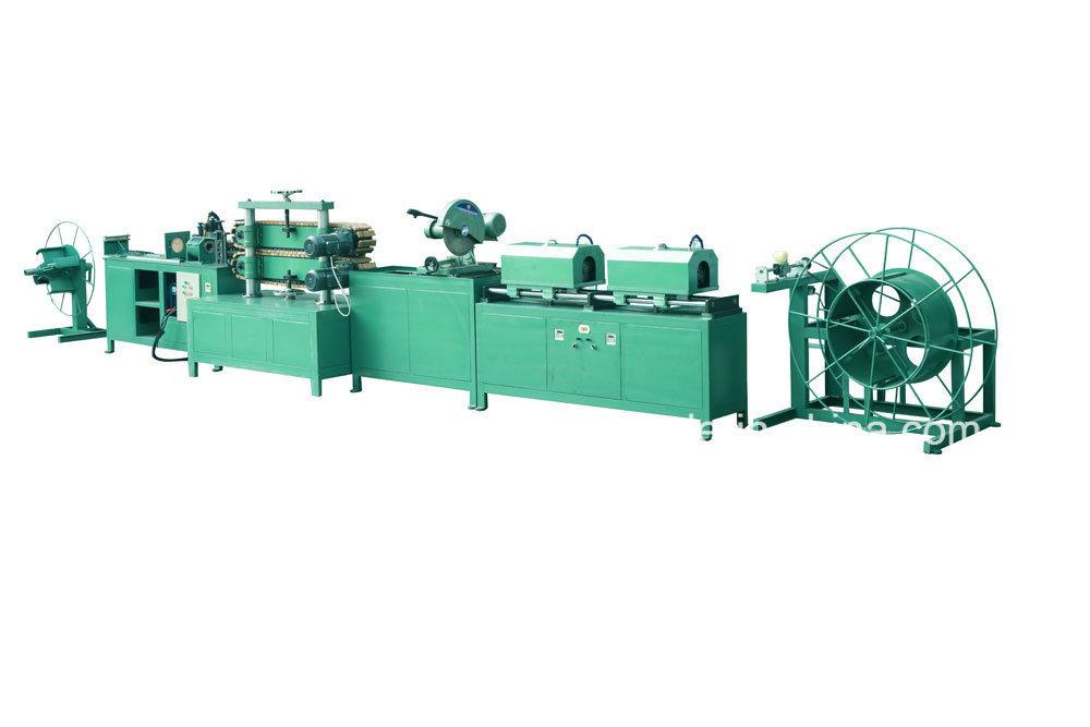 Corrugated Flexible Metal Sprinkler Hose Pipe Forming Machine