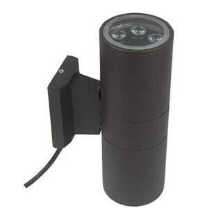 2*12W ETL cETL Ce LED Outdoor Wall Light