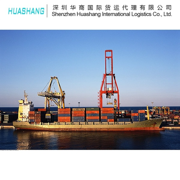 FCL Export to Hochiminh From Shenzhen by Sea