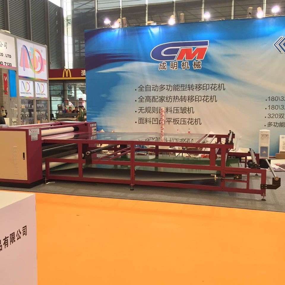 high Speed Roll Heat Transfer Pringting Machinery