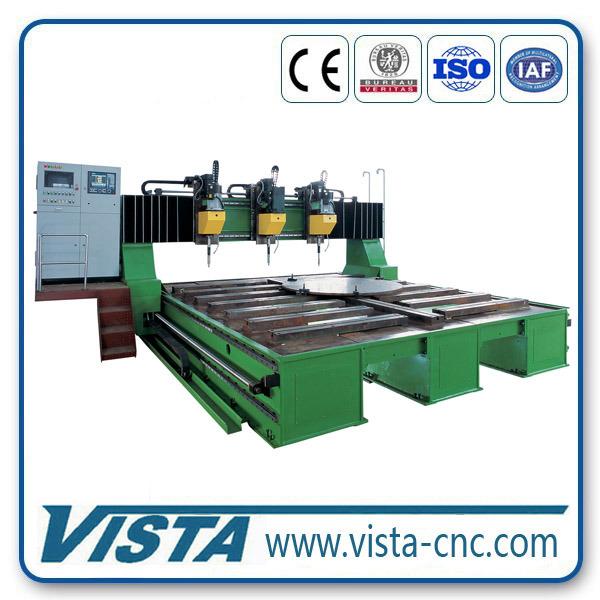 Gantry-Moving Type CNC Drilling Machine (DMG1230)