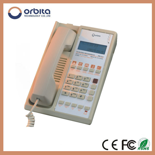 Classical Star Hotel Telephone for Message Waiting Light