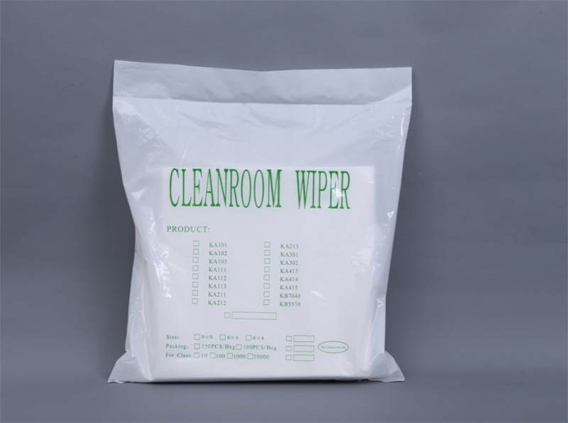 Lint Free Polyester Clean Wiper