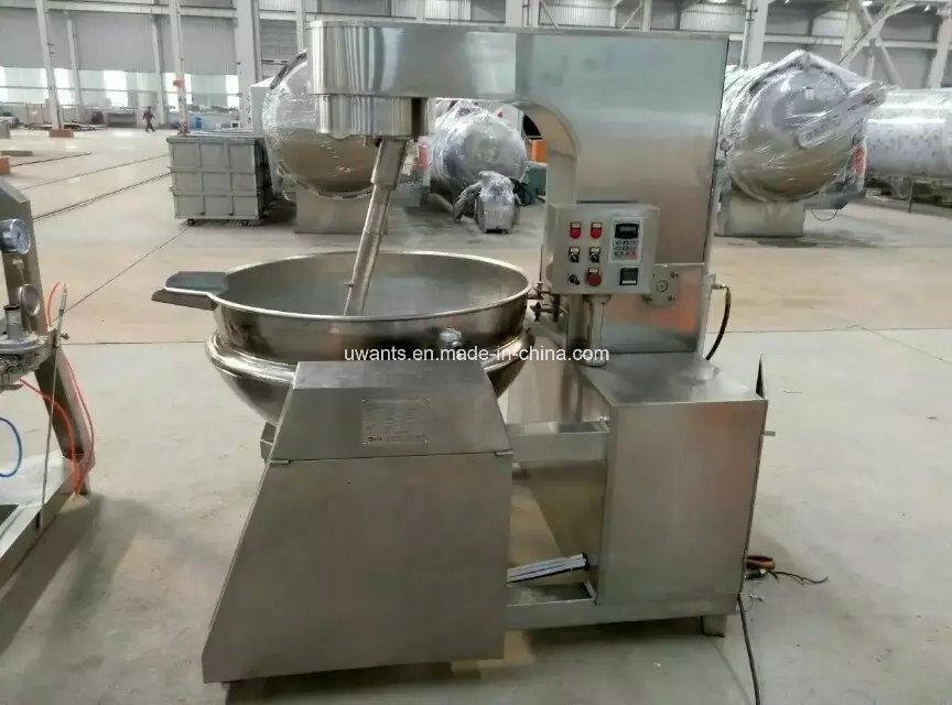 Large Meat/Soup Cooking Jacket Kettle