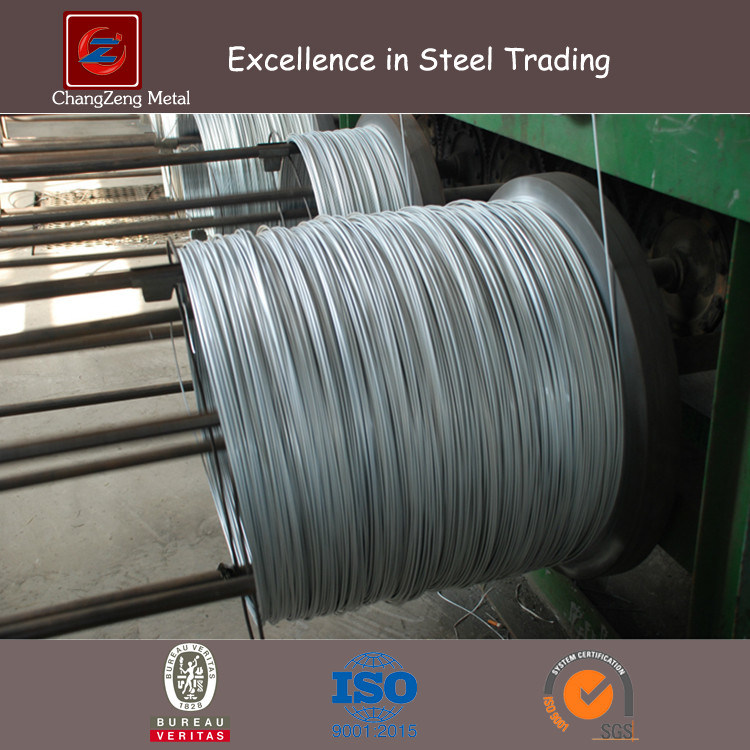 High Tensile Stainless Steel Wire Rod for Concrete Grider