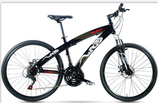 Mountain Bicycles Aluminium Alloy Bike Frames
