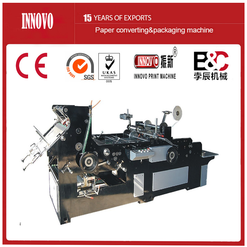 Automatic Envelope Making Machine with Tape Sticking (ZD-420)