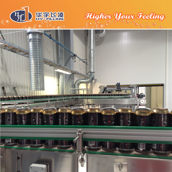 Hy-Filling Energy Drinks Can Depalletizer Machine