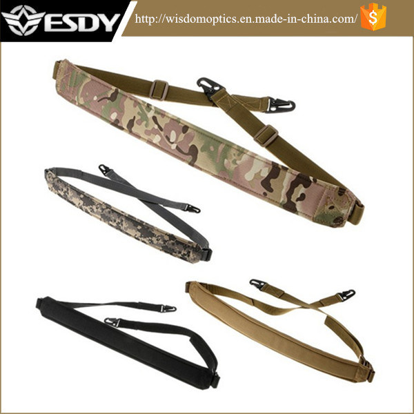 Tactical 2 Point Quick Detach Army Sling Strap Weight Belts