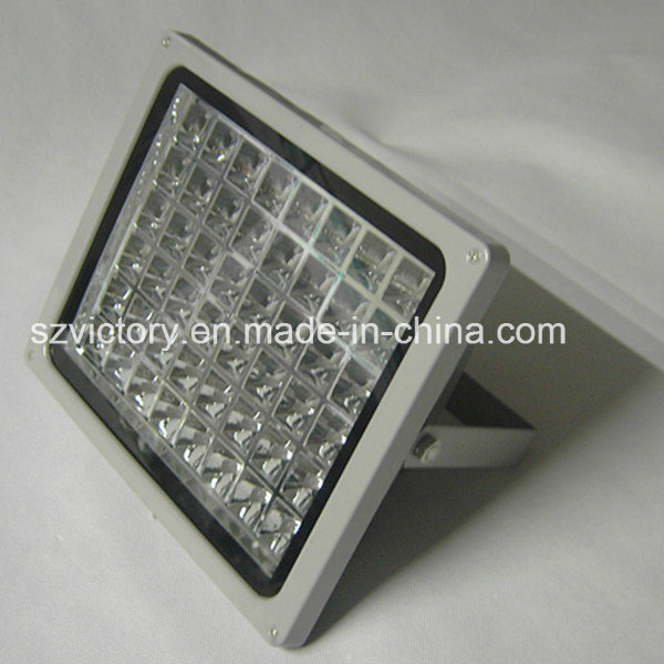 Newest Retrofit Individual 50W LED Flood Light Projector for Gym and Basketball Field