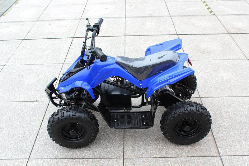 Upbeat 350W Electric Kids ATV, Kids ATV Quad, Kids Electric Mini ATV, Electric Scooter 4 Wheeler