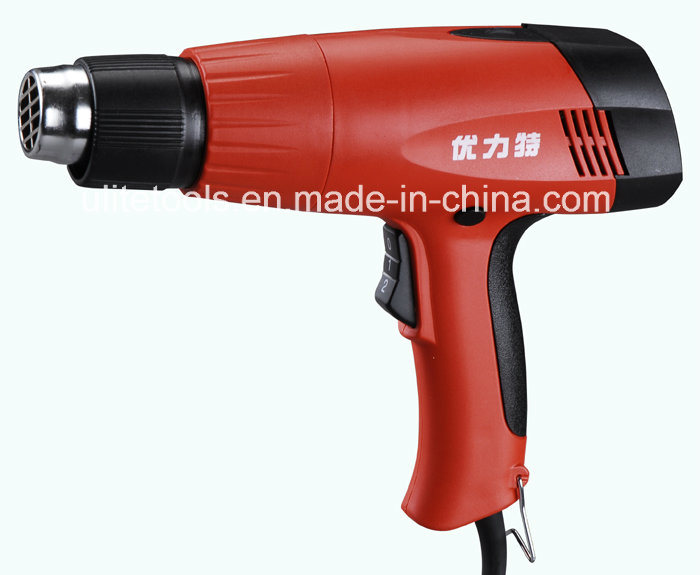 50-600 Temperature 3 Step Heat Gun /Hot Air Gun 1800W 7981u