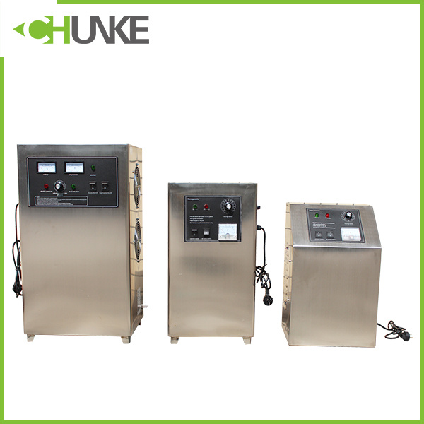220V 50Hz Ss304 Ozone Generator Water Treatment/Ozone Sterilizer