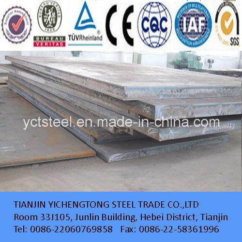 Heat-Resistant Boiler Vessel Sheet P355gh (P265GH)