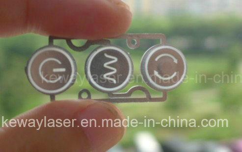 Unique Design Automatic Fiber Laser Marking System