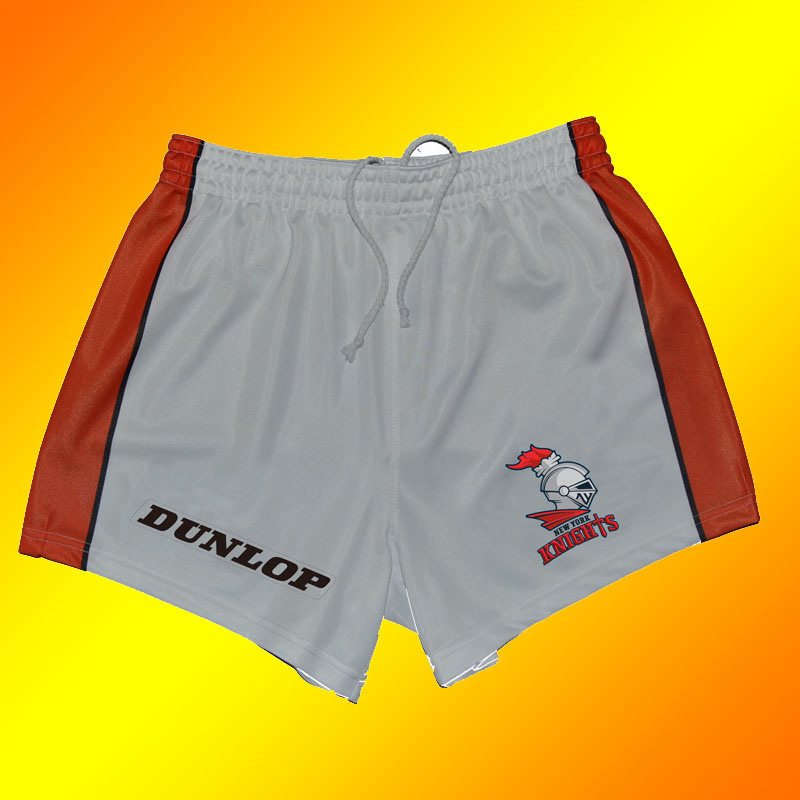 Custom Sublimation Rugby Shorts From Factory Supplier