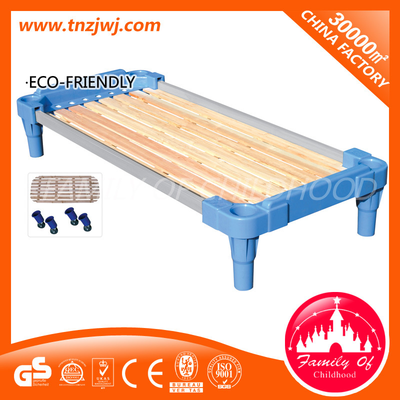 CE Approved Kids Plastic Furniture Baby Care Bed for Home