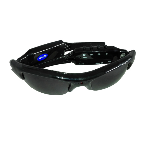DVR Video Recorder Mini HD Glass Sunglasses