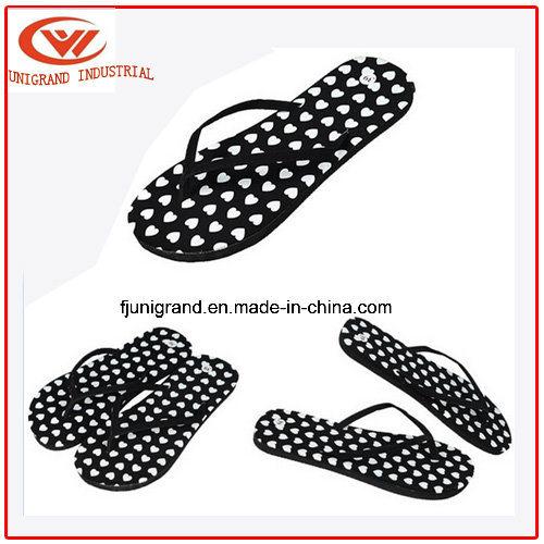 Summer Fashion EVA Slipper Confortable Ladies Beach Flip Flops for Women