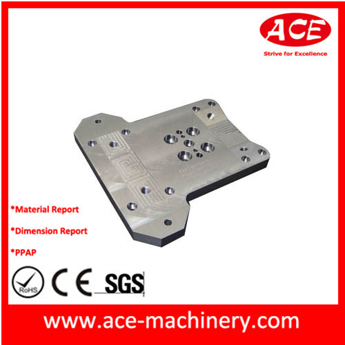 China Supplier Hardware Copper CNC Machinery Part